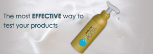 Реклама на фирма, провеждаща клинични проучвания в козметика