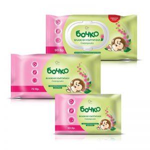 български козметични продукти за бебешко дупе