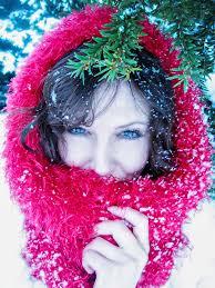лице през зимата
