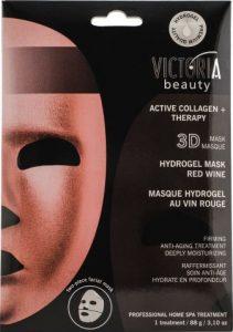 маска на Victoria Beauty с вино
