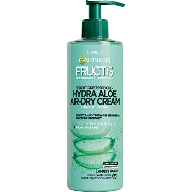 Garnier Fructis Aloe Air-Dry крем за коса